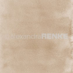 "Aquarell Gold 12""x12"" Designpaper Mimis Kollection Alexandra RENKE"