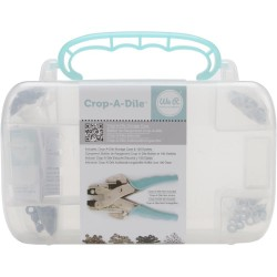 Teal Crop-A-Dile Carrying Case