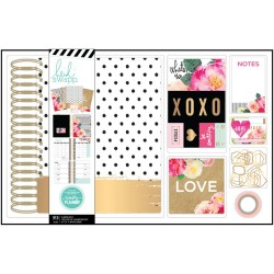 Large Memory Planner Spiral Bound Boxed Kit Heidi Swapp