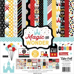 "Magic And Wonder 12""x12"" Collection Kit Echo Park"