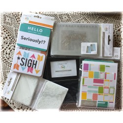 Project Life Kit Album Black ed Accessori