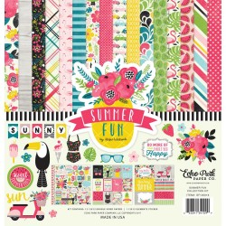 "Summer Fun 12""x12"" Collection Kit Echo Park"