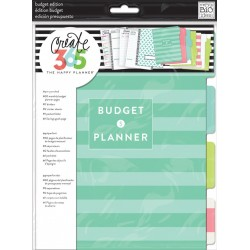Budget Extension Pack Classic Create 365 Planner Dividers Medium The Happy Planner Me&My Big Ideas