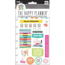 TGIF Planner Stickers Classic Create 365 The Happy Planner Me & My Big Ideas
