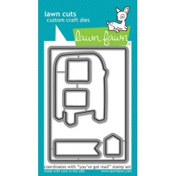 You've Got Mail Lawn Cuts Custom Craft Die Lawn Fawn