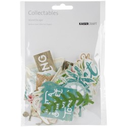 Island Escape Collectables Cardstock Die-Cuts Kaisercraft