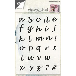 Alphabet Lowercase Clear Stamps Joy!Crafts