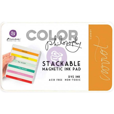 Carrot Prima Color Philosophy Dye Ink Pad Prima Marketing