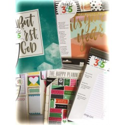 Kit Happy Planner Have Faith ed Accessori