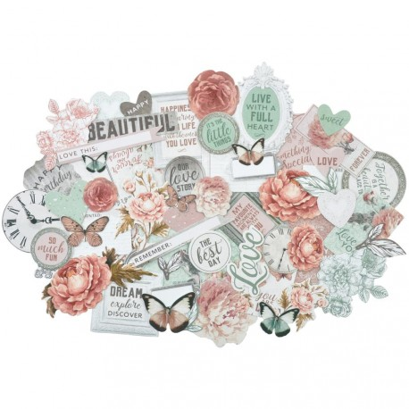 Sage & Grace Collectables Cardstock Die-Cuts Kaisercraft