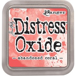 Abandoned Coral Distress Oxide Ink Pad Tim Holtz