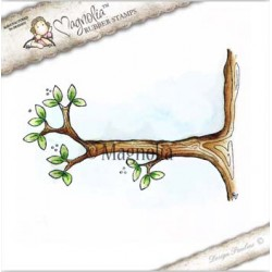 Timbro Swing Branch Magnolia Rubber Stamp - CG17