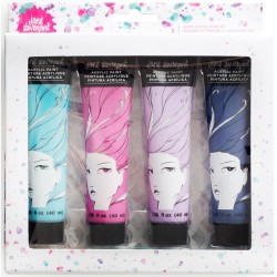 Mixed Media Matte Acrylic Paint Kit Jane Davenport