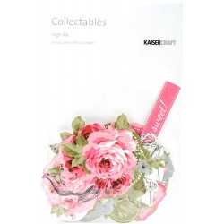 High Tea Collectables Cardstock Die-Cuts Kaisercraft