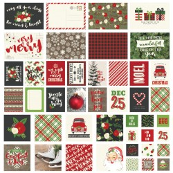 Very Merry Sn@p! Card Pack 48 PkgS imple Stories