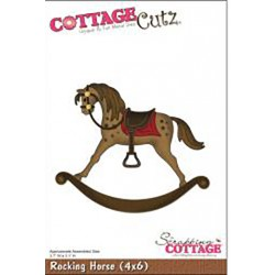 Rocking Horse Dies CottageCutz