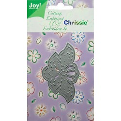Corner Scallop Cutting Embossing Die Joy Crafts