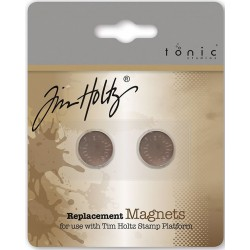 Replacement Magnets x Tim Holtz Stamp Platform Tonic