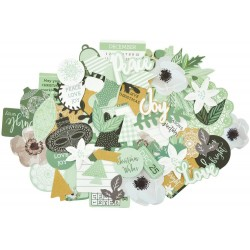 Mint Wishes Collectables Cardstock Die-Cuts Kaisercraft