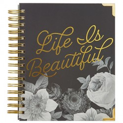 Beautiful Spiral 16 Month Dated Weekly Planner Carpe Diem Simple Stories