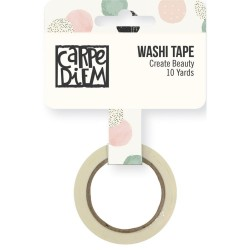 Create Beauty Washi Tape Carpe Diem Simple Stories