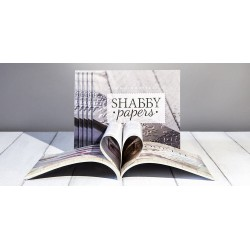 Manuale Shabby Papers Book Tommy Art