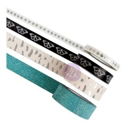 Zella Teal Decorative Tapes Prima Marketing