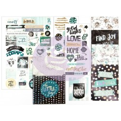 Zella Teal Goodie Pack Prima Marketing