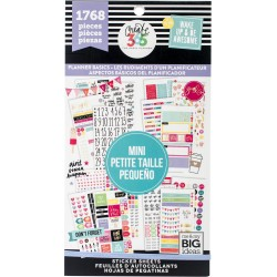 Wake Up & Be Awesome Planner Bsics Create 365 The Happy Planner Me & My Big Ideas