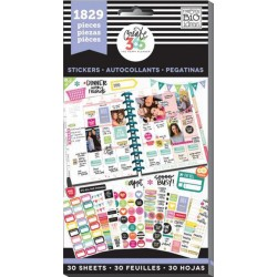 Planner Basic Classic Create 365 The Happy Planner Sticker Value Pack