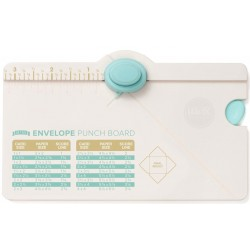 Mini Envelope Punch Board We R Memory Keepers
