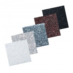 Assortiment 1 Self-Adhesive Glitter Paper