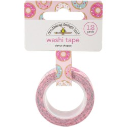 Donut Shoppe Washi Tape 15 mm Doodlebug