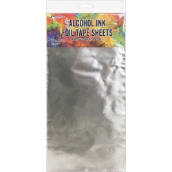 "Alcohol Ink Foil Tape Sheets 6""x 2"" Tim Holtz"