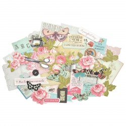 Miss Betty Collectables Die Cut Shapes Kaisercraft