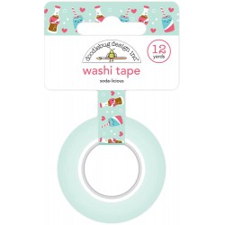 Soda Licious Washi Tape 15 mm Doodlebug