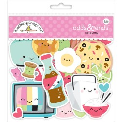 So Punny Odds & Ends Die-Cuts Doodlebug
