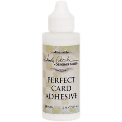 Perfect Card Adhesive Fine Tip Applicator 2oz Wendy Vecchi