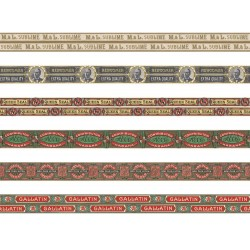 Humidor Design Tape Idea-ology by Tim Holtz