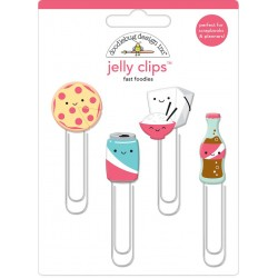 Fast Foodies Jelly Clips Doodlebug Design