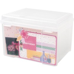 "Card & Craft Organizer 11""x9""x8"" We R Memory Keepers"