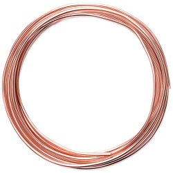 Copper Wire Happy Jig We R Memory Keepers