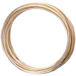 Gold Wire Happy Jig We R Memory Keepers