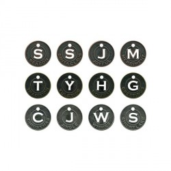 Muse Tokens Christmas Idea Ology Tim Holtz