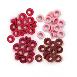Red Eyelets Standard