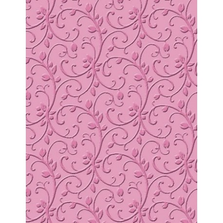 Budding Vine Craft C. Embossing Folder