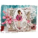 Little Darlings All Dressed Up Stamps