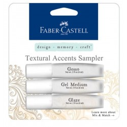 Textural Accents Sampler Faber Castell