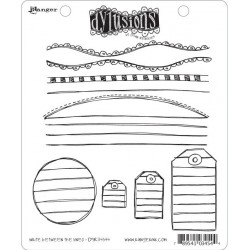Write Between The Lines Dyan Reaveley's Dylusions Cling Stamp