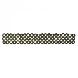 Washer Border Decorative Strip By Tim Holtz